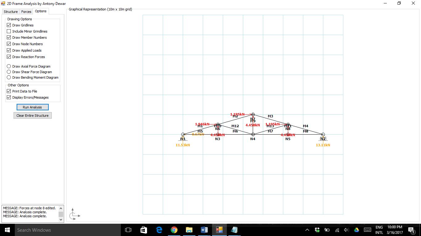 Wind Load Analysis