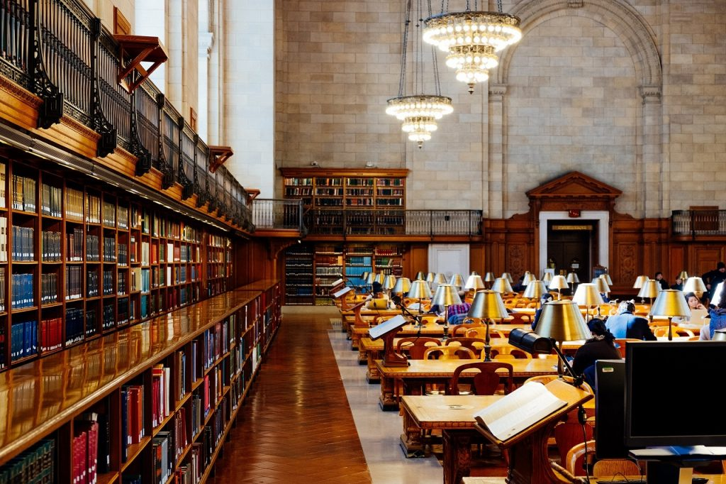 University Study Room